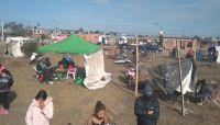 Continúa el conflicto en Las Lajitas por la ocupación de tierras