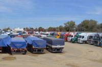 Más de 500 camiones están varados en La Quiaca