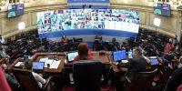 El Senado aprobó la ley que posterga las PASO y las elecciones generales
