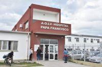 En medio de la segunda ola, el Hospital Papa Francisco confirmó una pésima noticia