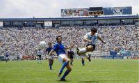 Diego Maradona. Fuente (Twitter)