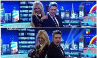 Jey Mammon y Cris Morena. Fuente (Instagram)