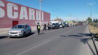 Fin de semana en Salta: más 140 conductores detenidos por manejar alcoholizados