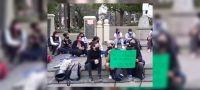 Salta llora la muerte de Gala Cancinos: hubo marcha y pedido de Justicia
