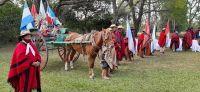 En honor a Güemes: la increíble travesía de las agrupaciones gauchas para honrar al héroe salteño
