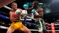 Floyd Mayweather y Logan Paul: Poco boxeo y muchos bostezos