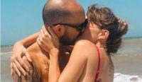Abel Pintos y su mujer. Fuente (Instagram)