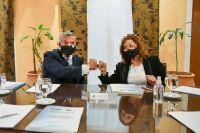 ¡Bombazo! Tras los dichos de Alberto Fernández, un gobernador norteño se lanzó a la carrera presidencial