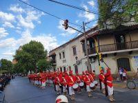 Infernales de Güemes acompañarán a Granaderos en la guardia de Casa Rosada