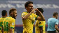 Brasil y un debut a media máquina: Superó 3-0 a Venezuela en la Copa América
