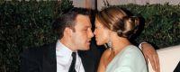 Luego del beso público de Ben Affleck y Jennifer López llegaron los memes