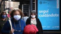 Coronavirus en Argentina: se registraron más de 300 muertes este domingo