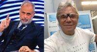 Jorge Rial y Beto Casella. Fuente (Instagram)