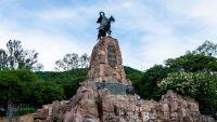Monumento a Güemes Fuente:(Instagram)