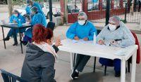 Testeos masivos en Salta: más del 40% de los controles en un popular barrio dieron positivo para COVID-19