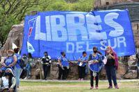 Libres del Sur y Barrios de Pie se desvinculan y expresan su preocupación por lo sucedido en el Monumento a Güemes