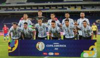 Selección Argentina. Fuente (Instagram)