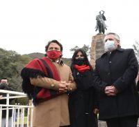 La esposa de Gustavo Sáenz se contagió de coronavirus ¿Qué pasó con el Gobernador?