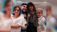 Familia Maradona Fuente:(Instagram)
