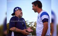 Diego Maradona Fuente:(Eva Pardo)