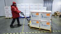 Argentina recibirá más de un millón de dosis de la vacuna AstraZeneca