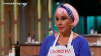 Masterchef Celebrity: Georgina Barbarossa y una ventaja clave en la gala de eliminación