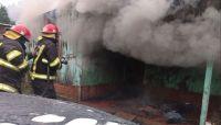 En pocas horas se reportaron tres incendios en la capital salteña