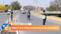"""Comisario Velardez: """"Hoy, tenemos a 116 policías con coronavirus"""""""