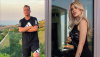 Maxi López y Wanda Nara Fuente:(Instagram)