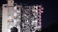 Derrumbe en Miami: suspenden las tareas de rescate