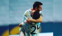 Lionel Messi. Fuente (Instagram)