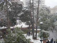 Tras el paso del viento Zonda, ¿se viene la nieve a Salta?