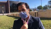 ¿Cuándo llega el pico de contagios a Salta? Antes de renunciar, el presidente de COE lo confirma todo