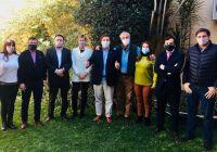 Dirigentes del PRO se reunieron y ratificaron su apoyo al gobernador Gustavo Sáenz