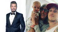 Marcelo Tinelli, El Polaco y su padre Fuente:(Instagram)