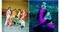 ¿Ariana Grande y BTS juntos en una colaboración? Los indicios que revolucionan todo