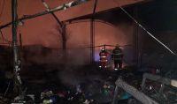 Un tremendo incendio tuvo lugar durante el transcurso de la madrugada en Salta