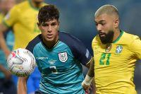 Ecuador y un punto de oro: 1-1 ante Brasil y pase a cuartos de final