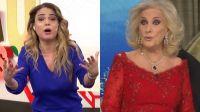"""Marina Calabró se refirió a su pelea con Mirtha Legrand: """"A veces era bastante odiosa"""""""