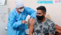Amplio avance en la campaña de vacunación: más del 73% de las personas recibieron al menos una dosis