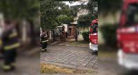 Desesperación y miedo: familia salteña prendió la chimenea y todo terminó en caos