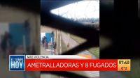 |FUGA DE PELÍCULA| Alerta máxima por los presos con antecedentes picantes que se escaparon de prisión