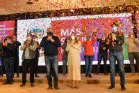 Elecciones 2021: Gerardo Morales habló tras la jornada electoral de ayer en Jujuy