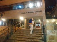 Desde el Hospital Oñativia dieron una advertencia sobre los internados en terapia intensiva