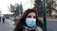 """Celeste Fierro: """"Hoy más que nunca hace falta que la voz de la Izquierda llegue"""""""