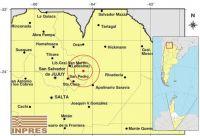 URGENTE | Fuerte sismo en Jujuy: se pudo sentir en Salta