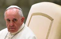 """Papa Francisco: """"Espero que la Iglesia emprenda un camino de redención"""""""