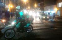 """Viernes complicado: caos en la Ciudad por la """"Marcha de Antorchas"""""""