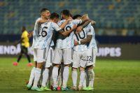 ¡A semifinales! En una noche soñada, la Selección Argentina, marcó 3 goles y ahora va por Colombia
