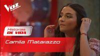 Camila Matarazzo, la participante de La Voz Argentina que causó solidaridad en las redes